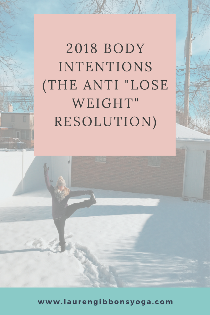 2018 Body Intentions - Postpartum Yoga Practice