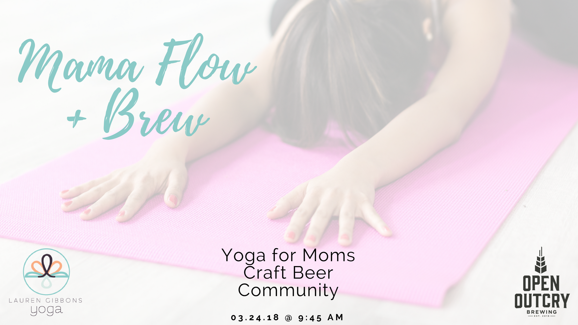 Yoga for Moms. Craft Beer. Community. Open Outcry Brewing Company in Beverly, Chicago.