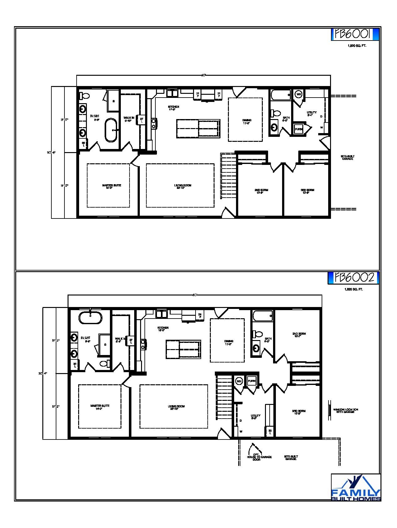 Floor plan collection sheets Model 601&2.jpg