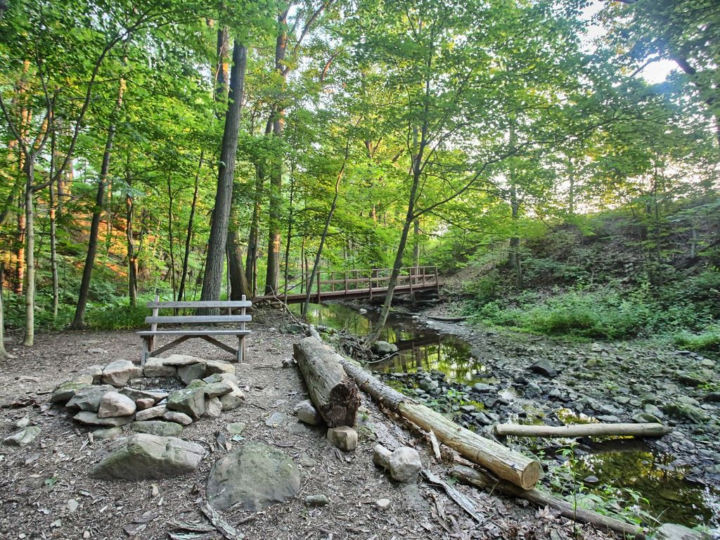 available hike within walking distance of home