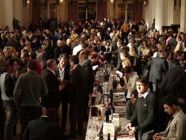 La Kursaal del Merano Wine Festival