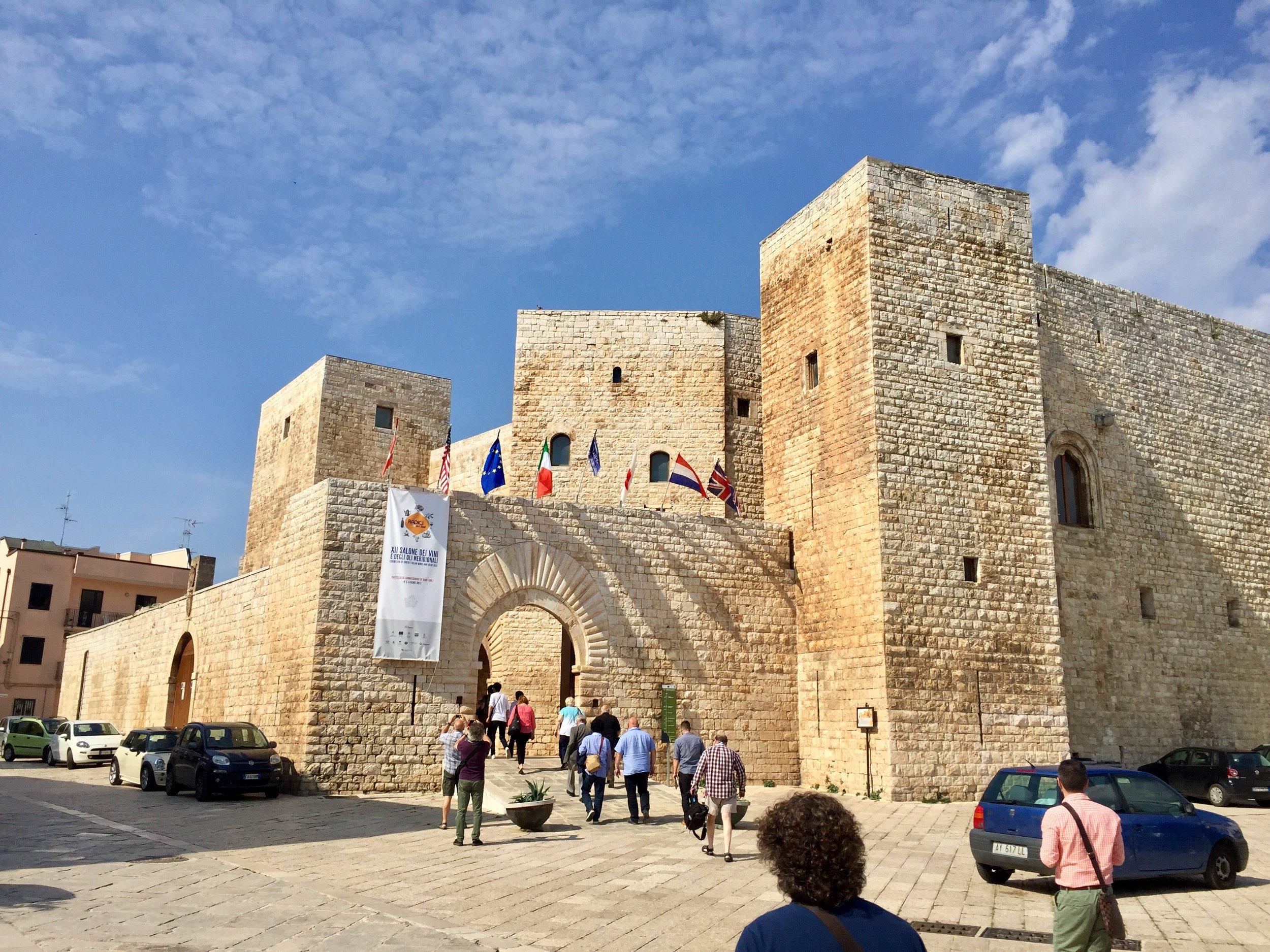 Il Castello di Sannicandro, Bari