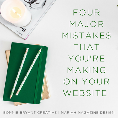 four major mistakes that you're making on your website.png