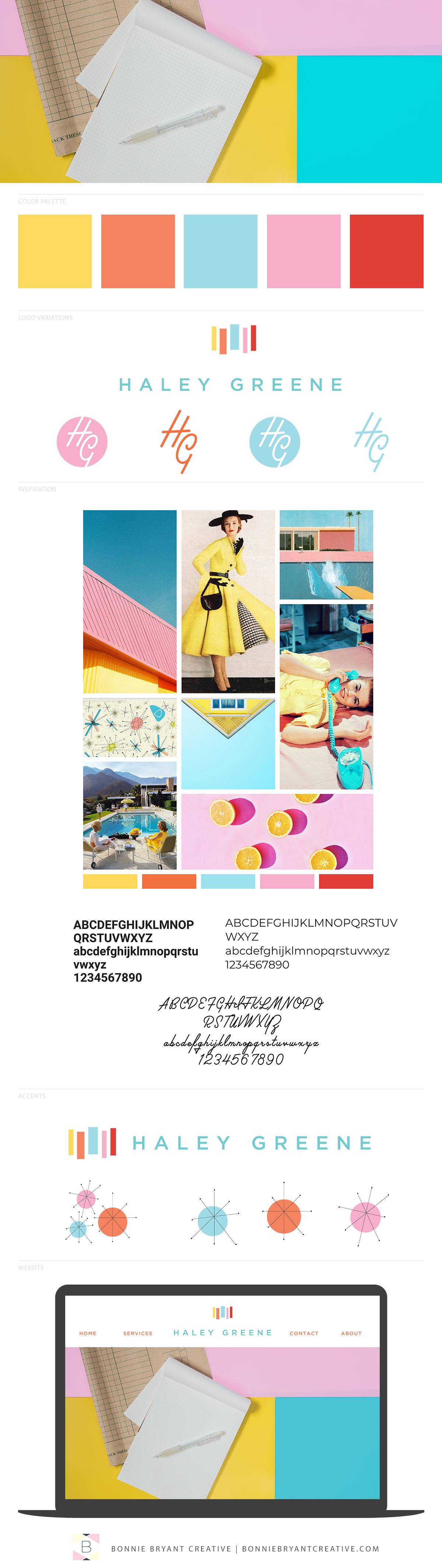 brand design for digital marketing agency | marketing agency brand design