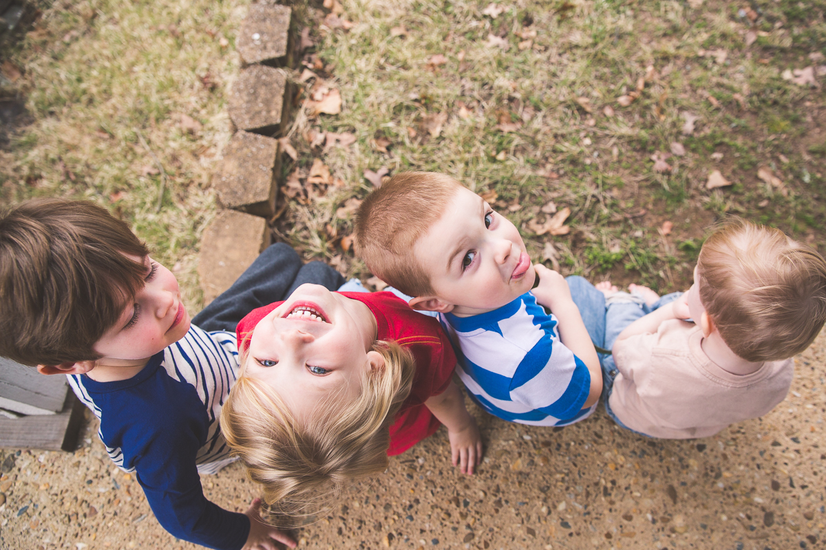 Houston Candid Family Photographer