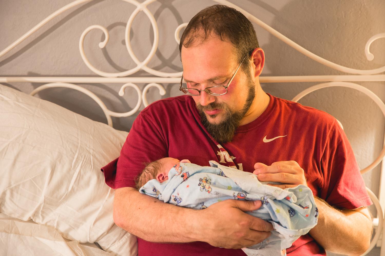 Houston Birth Photographer