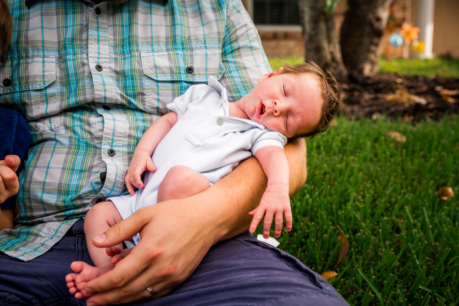 in-home newborn -