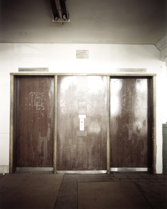 DB12-green elevator doors.jpg
