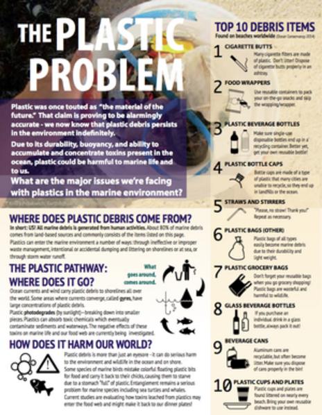 The Plastics Problem