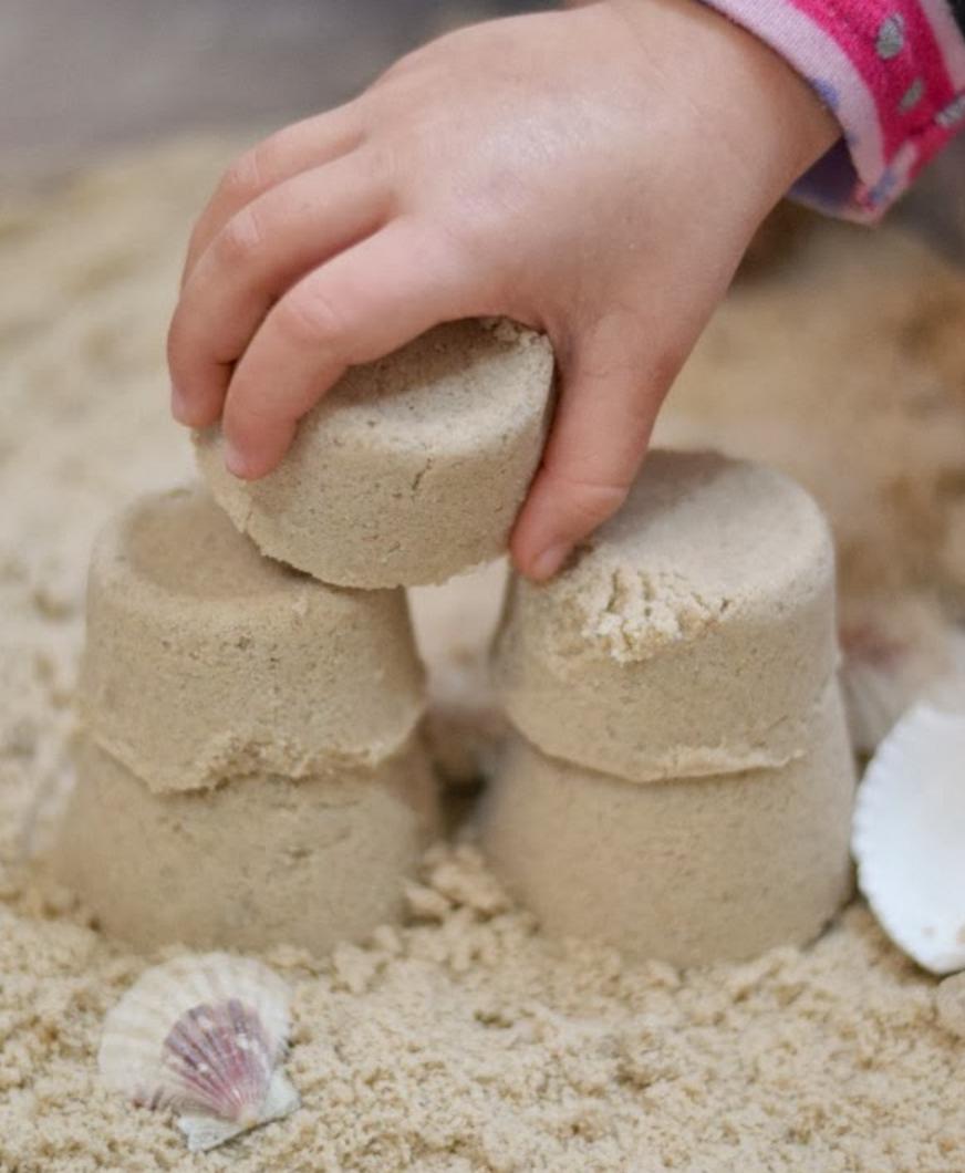 Sticky Sand