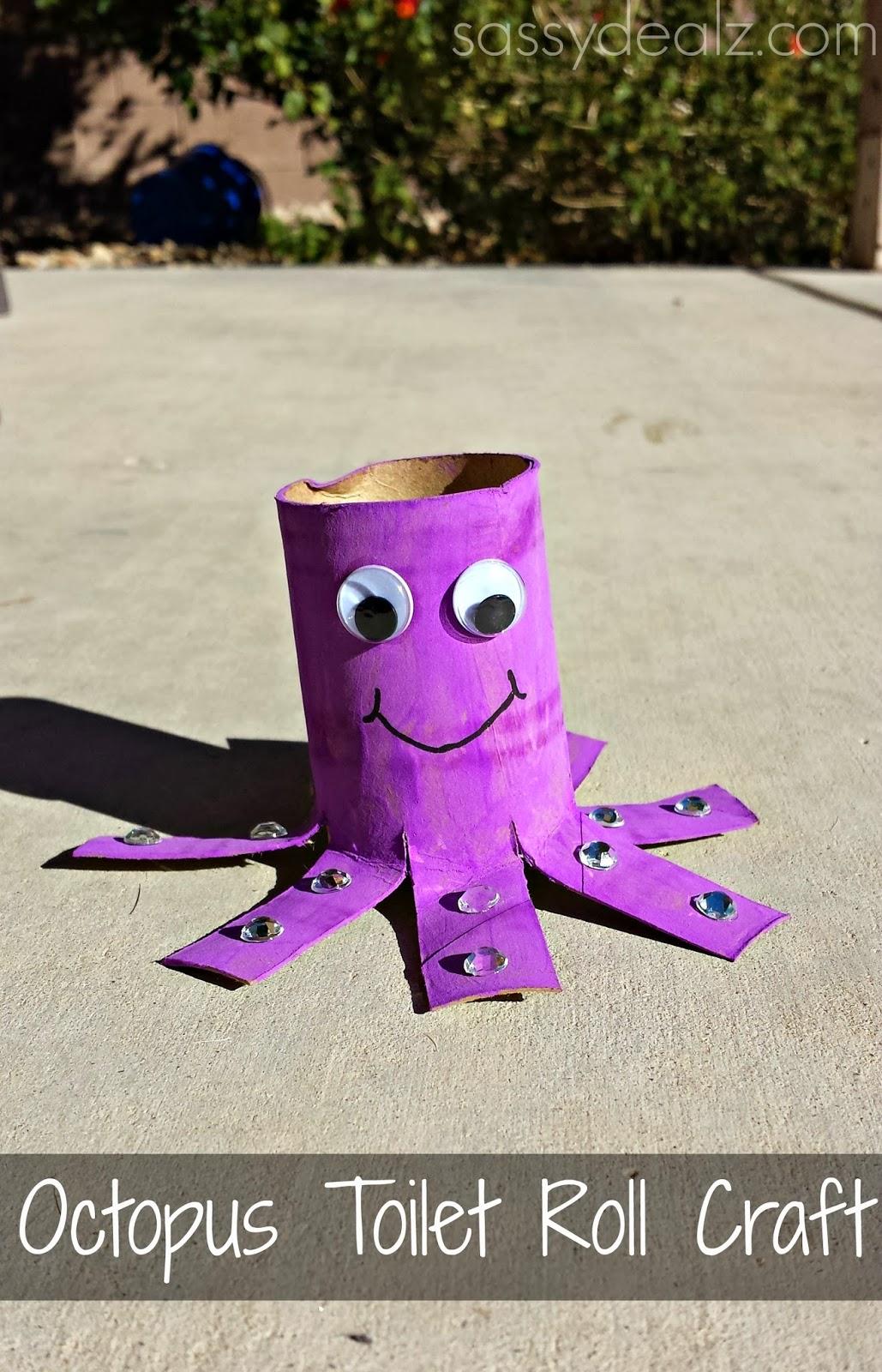 Octopus Craft