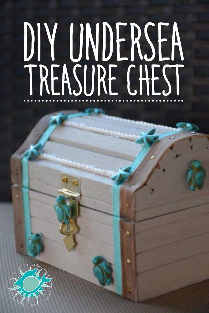 Undersea Treasure Chest