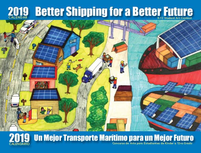 2019 Calendar - Better Shipping for a Better Future