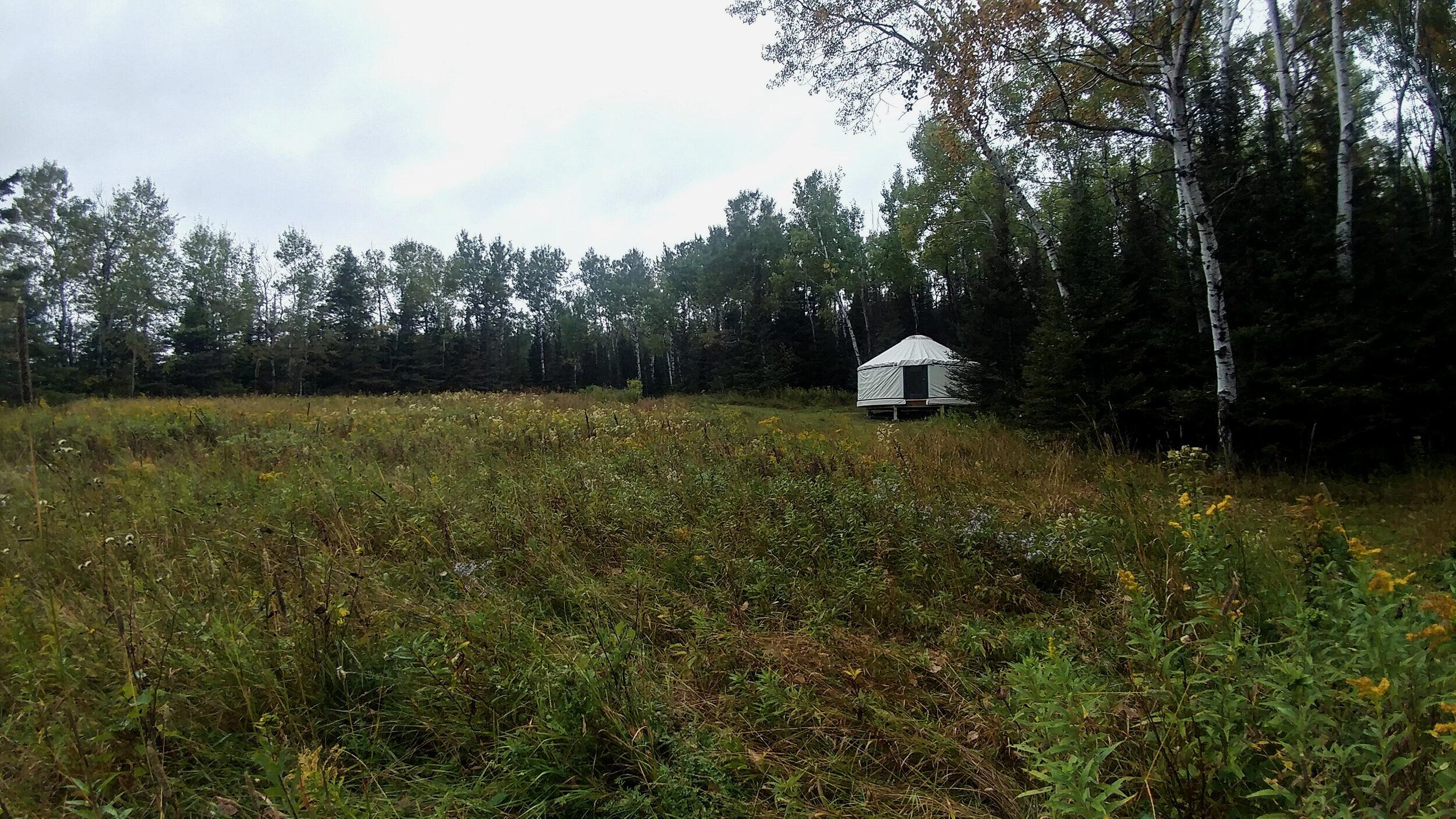 Yurts -