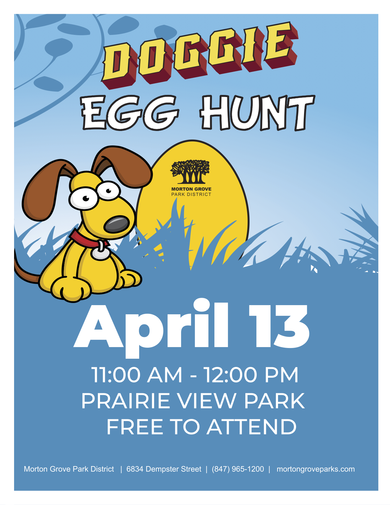 MGPD Dog Egg Hunt Flyer.png