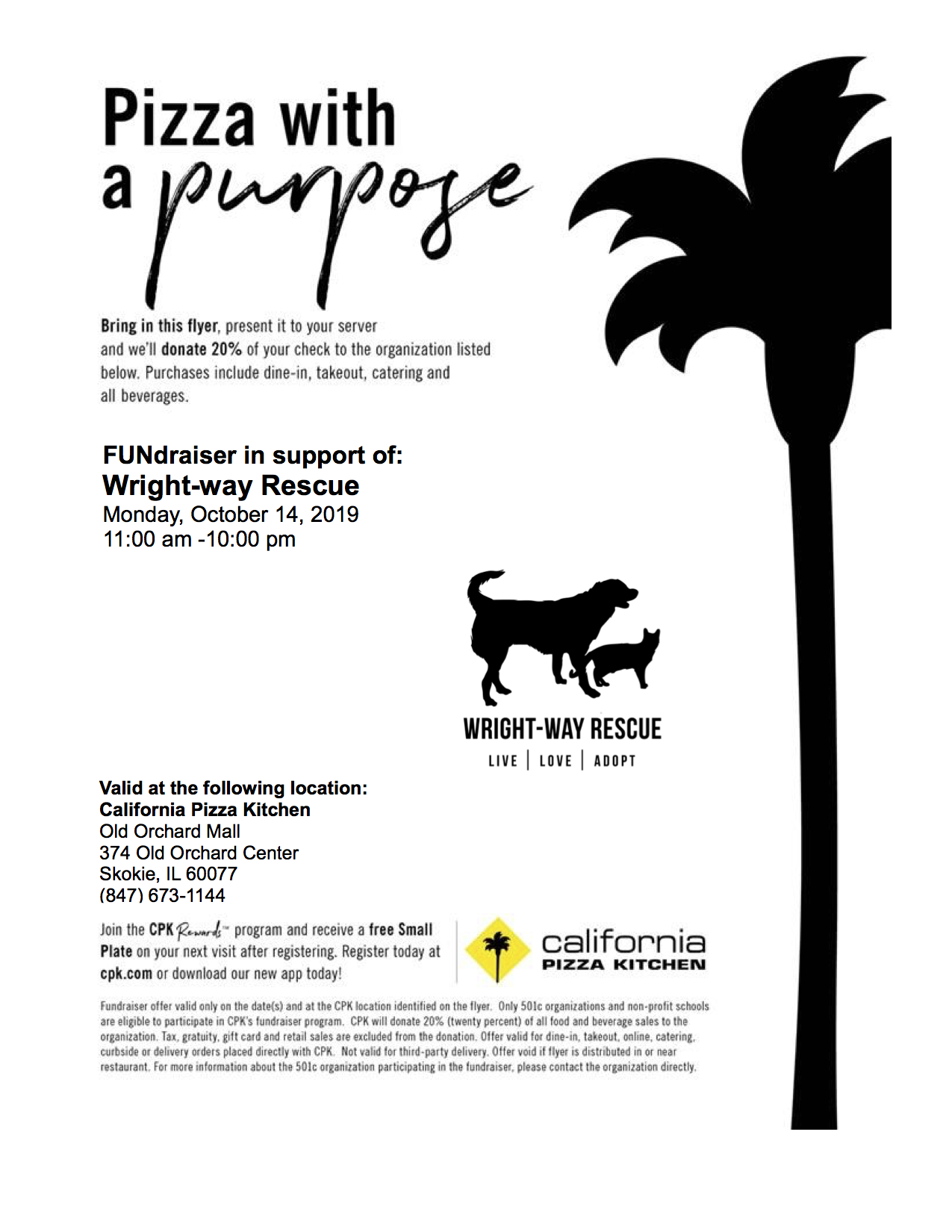 CPK FUNdraiser Flyer.Wright-way Rescue.10.14.2019..png