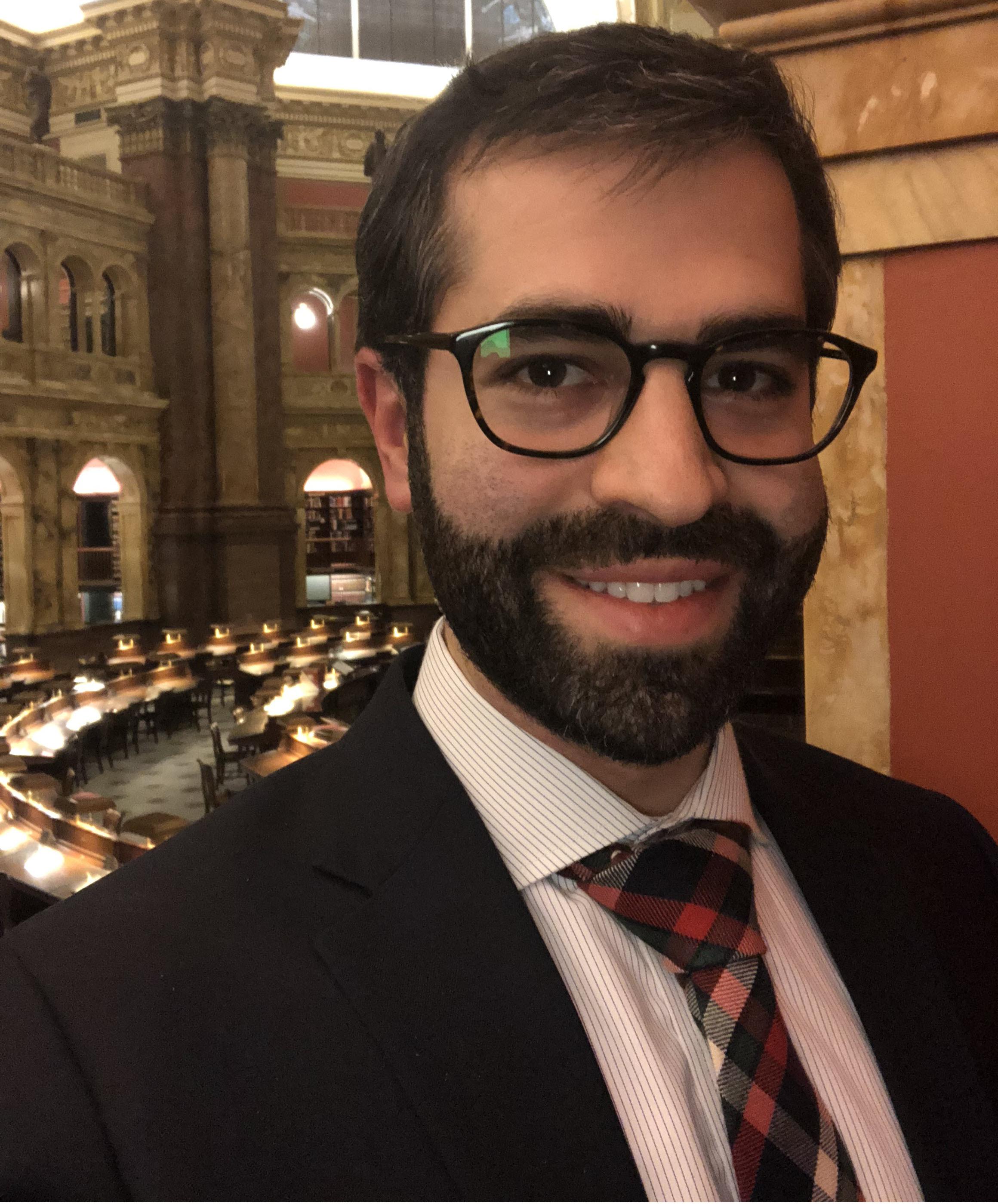 Josh Kramer Vice President