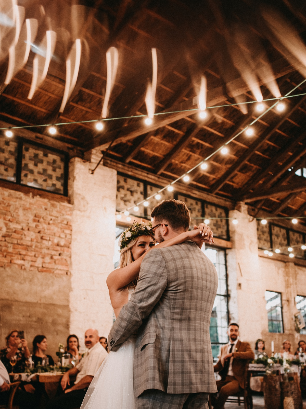 focení svatby stodola suška