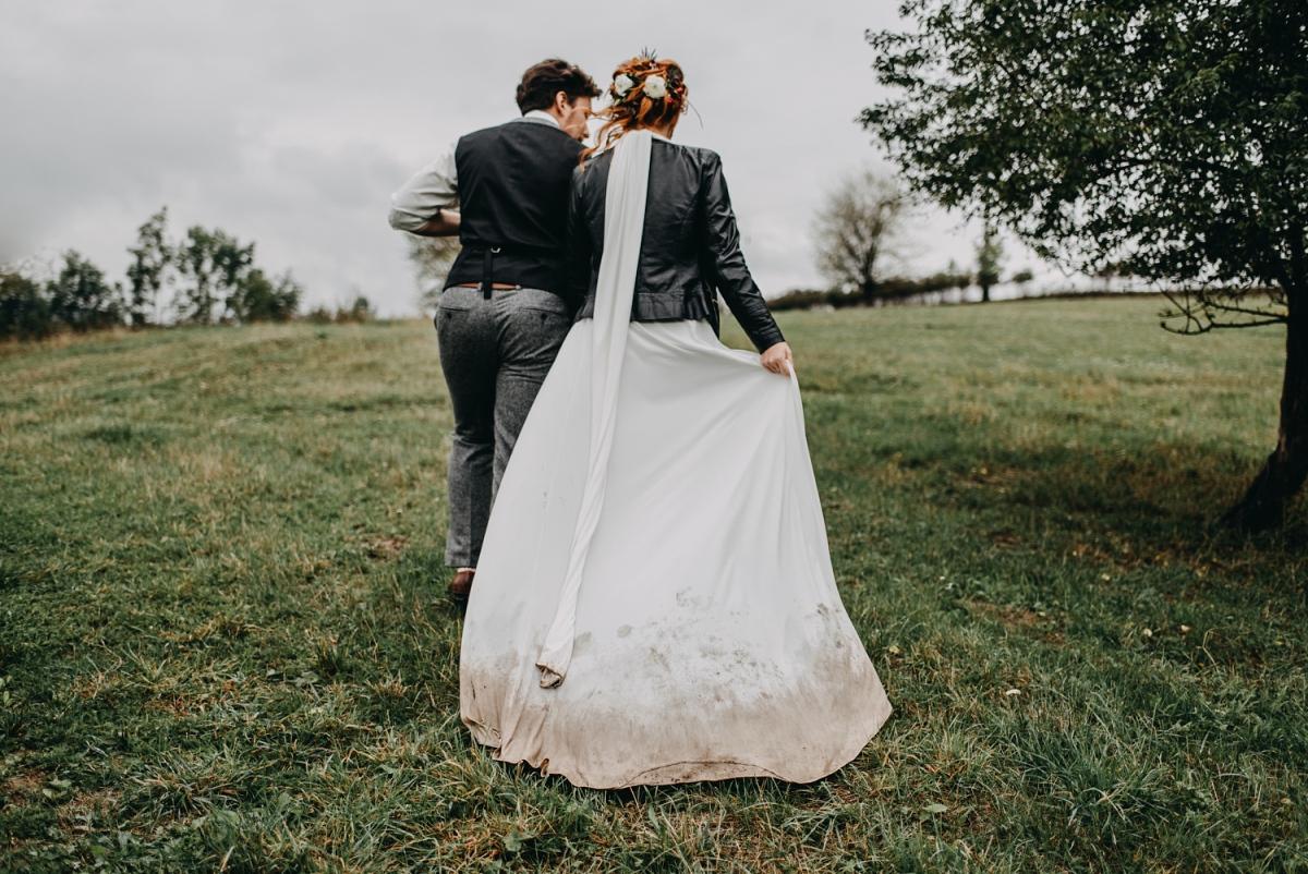 svatební focení v děšti