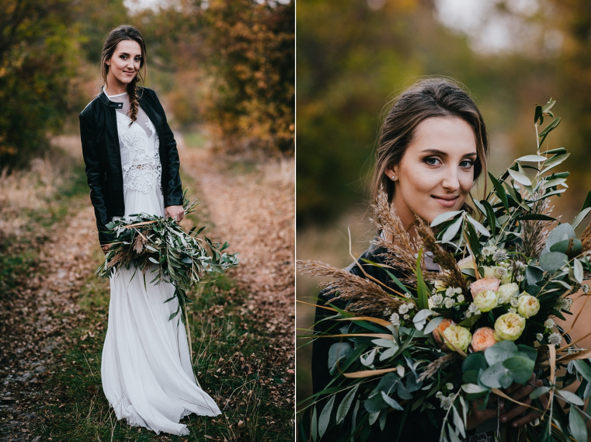 slow fashion wedding