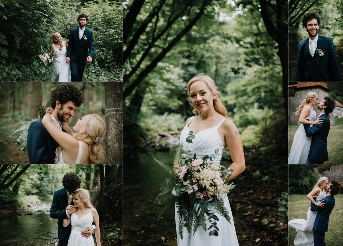 1. mix poloportrétů, pěkný, ale fotky fungují spíš samostatně než že by tvořily navazující celek