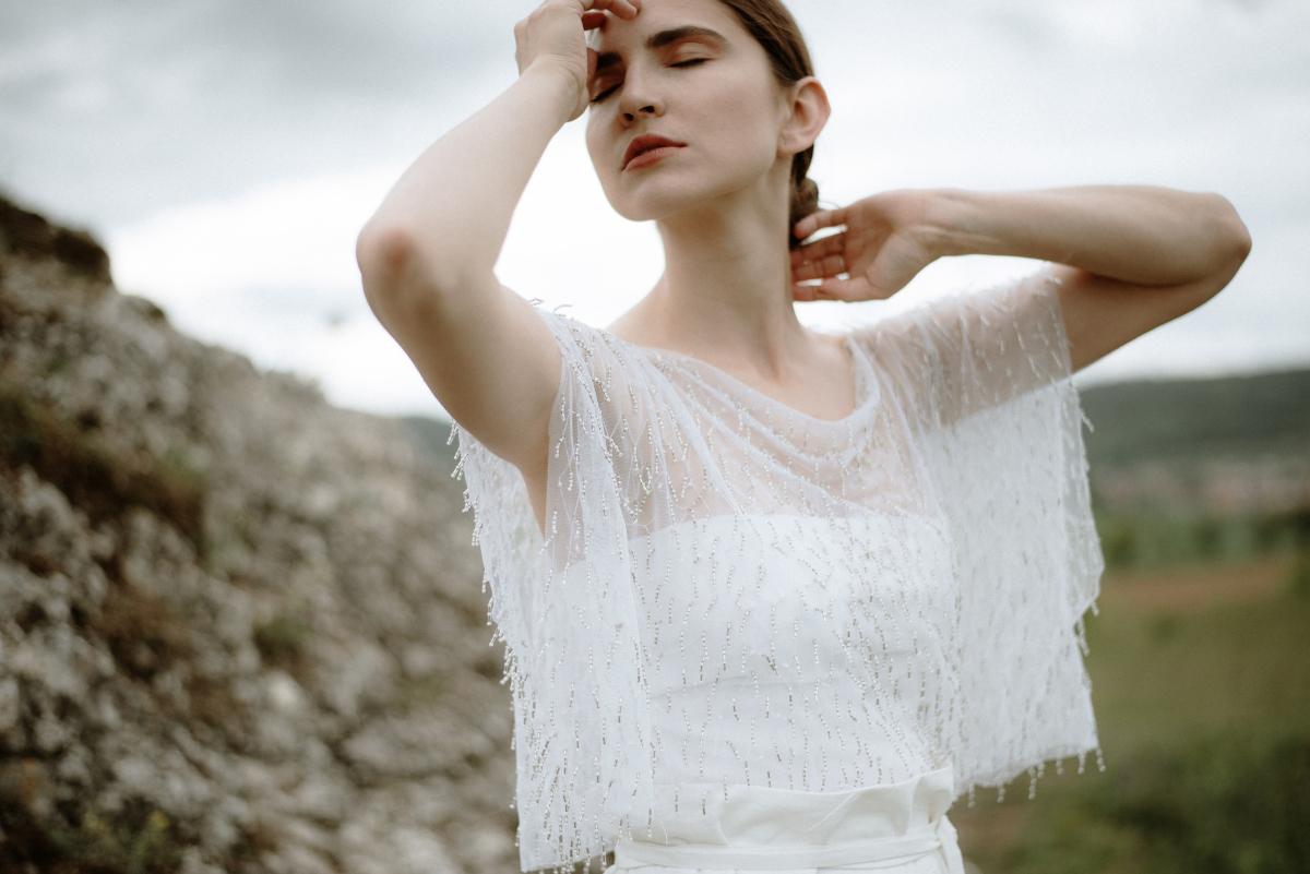 šaty Marie Mukařovská