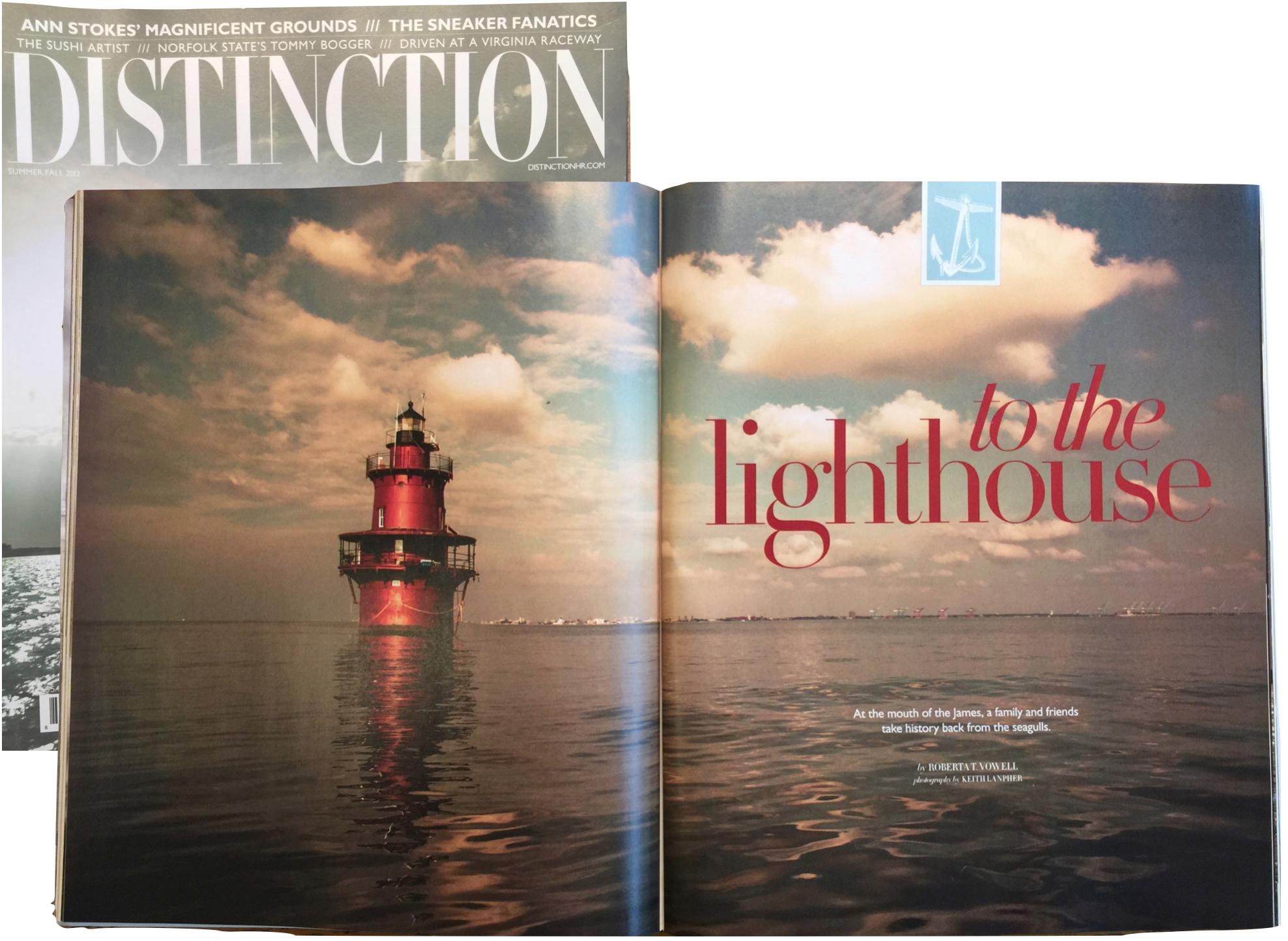 Distinction Magazine | Summer 2012