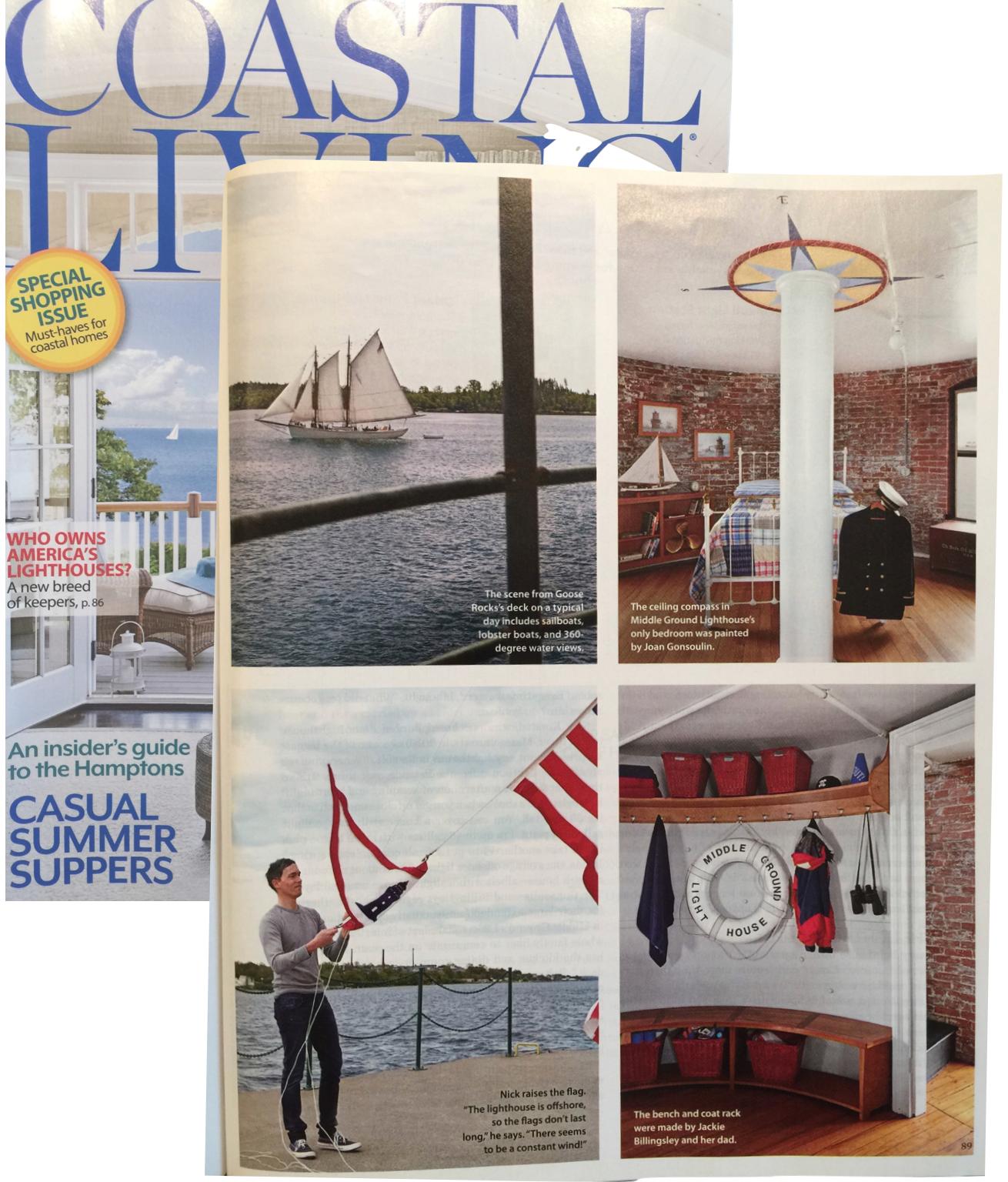 Coastal Living | August 2012