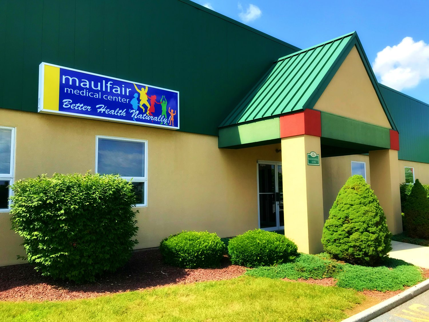 Maulfair Medical Center — Home - Alternative, Complementary