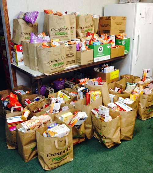 Food Pantry - The goal of our food ministry is to not only provide food for families in need, but also to provide encouragement and spiritual guidance.Open 1st & 3rd Wednesday of every month.9am-12pm