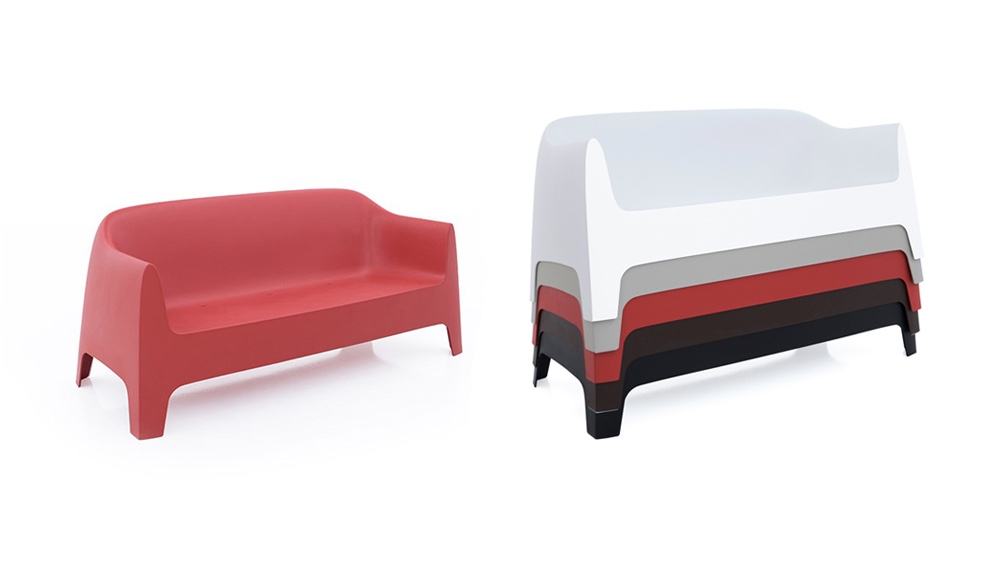 SOLID - Stackable Sofa