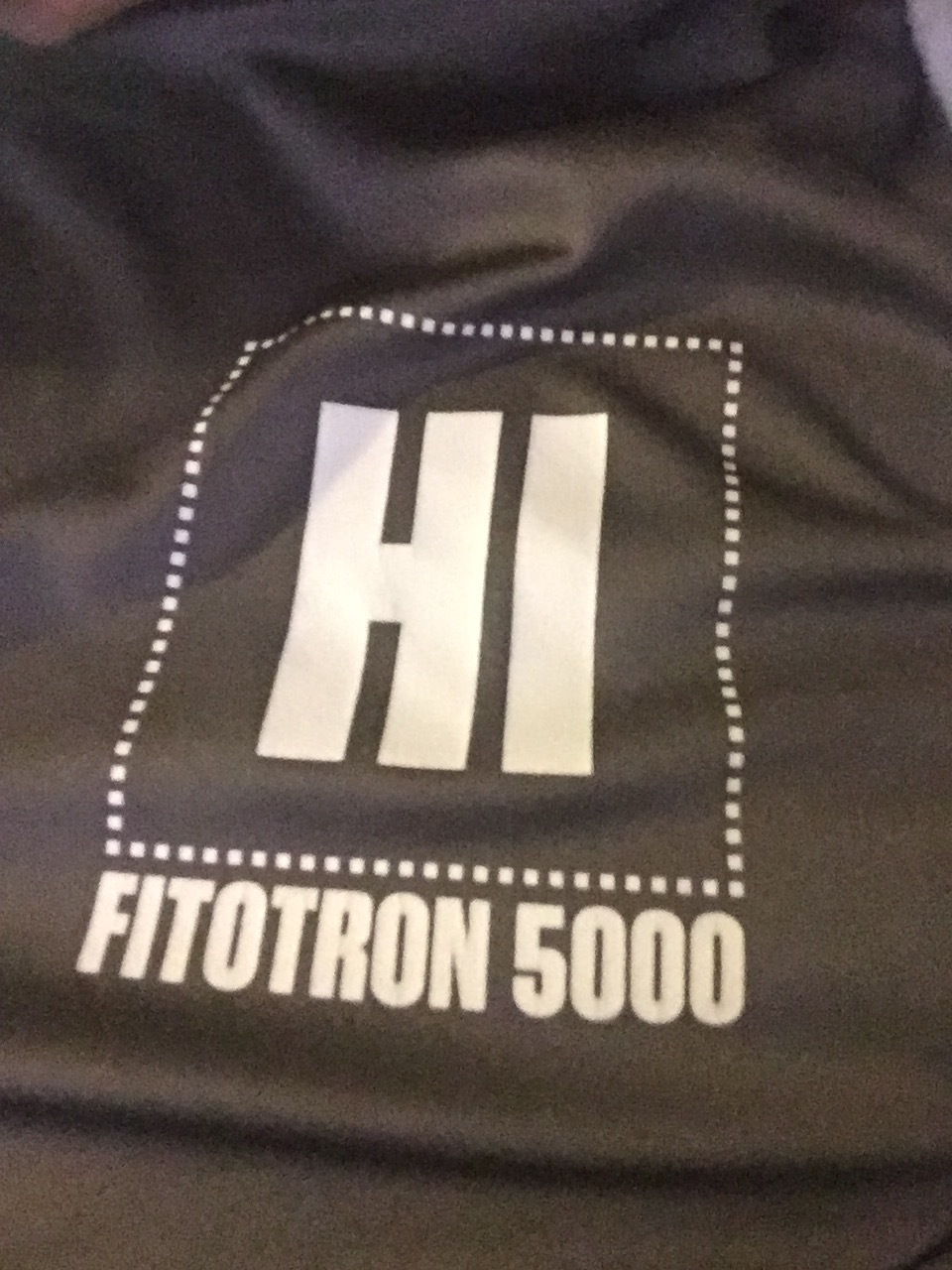 I didn't choose the fitotron lifestyle, the fitotron lifestyle chose me