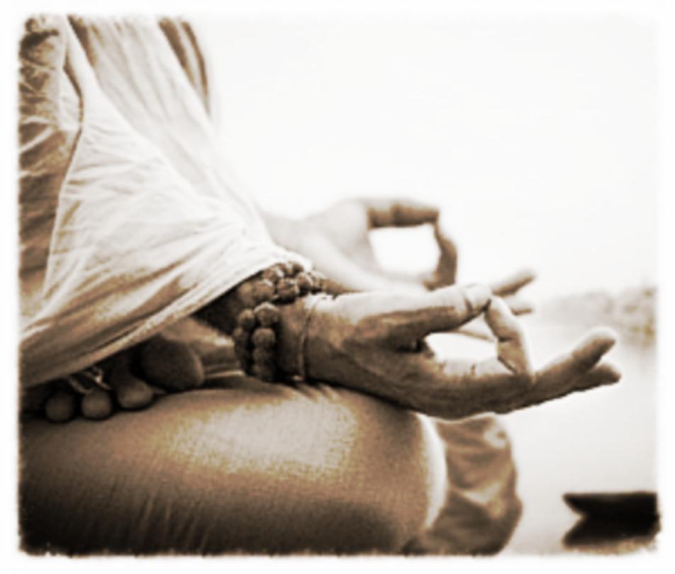 Wellbeing buddha