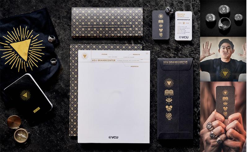 Communication Design - VCU Brandcenter - Identity - Silver