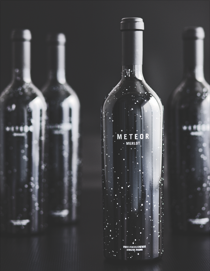 Meteor Merlot - White Fences Vineyard