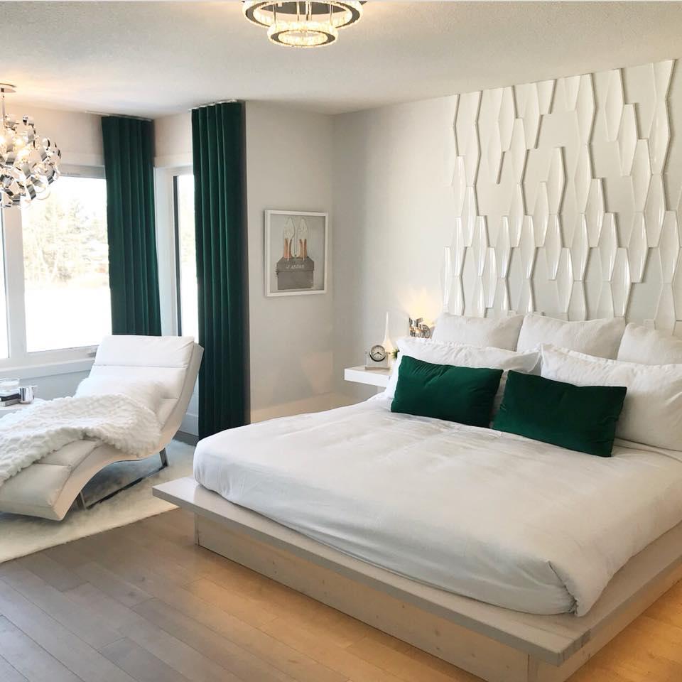 Custom Low Bed