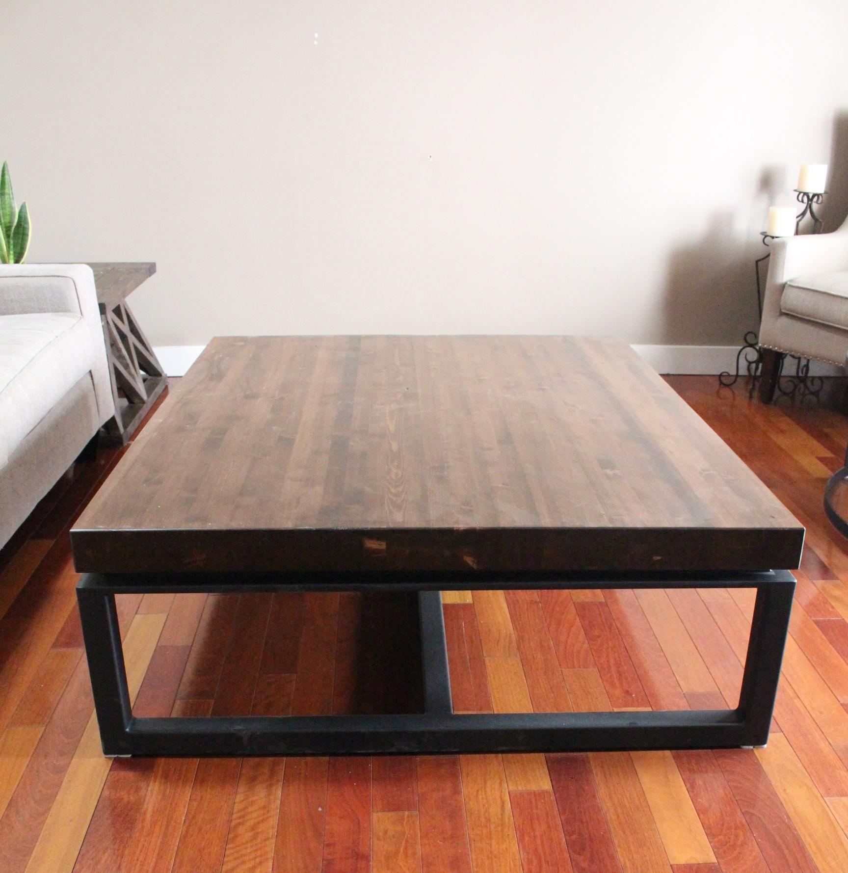 Custom Handmade Coffee Table
