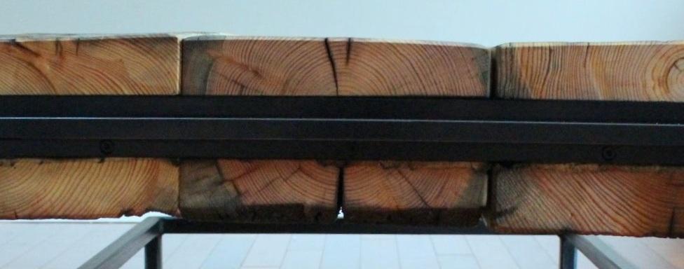 Reclaimed wood table edmonton
