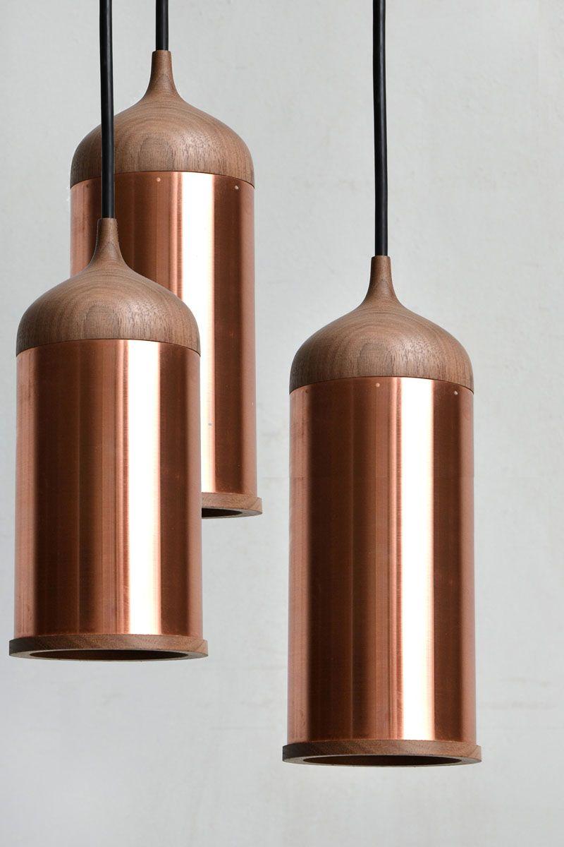 Copper Kitchen Accent