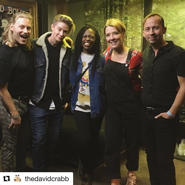 Storytelling is no joke! This was an amazing show - check out the podcast @riskshow 🔥🔥🔥 Repost @thedavidcrabb ・・・ Thanks to everyone who came out to RISK! this weekend for an amazing night of stories from these fly-ass mofos! We learned so much about birth, death, hormones, lasagna, Lifetime movies and Mary Jane.  #besttimeever #storytelling @riskshow
