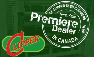 Clipper Seed Cleaner Premiere Equipment Dealer Canada