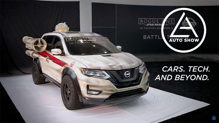 LA Auto Show 2016: Marketing Video