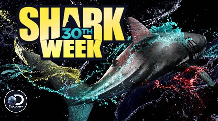 30th Shark Week: 50 Best Bites (2018)