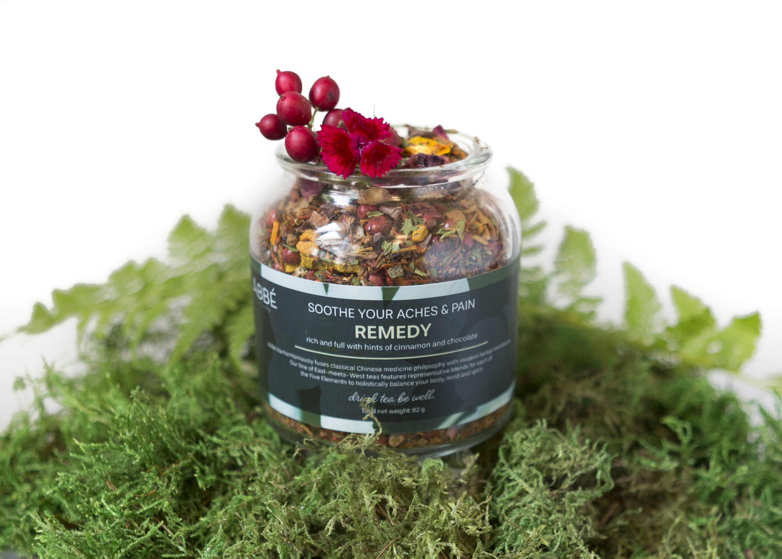 REMEDY | SOOTHE YOUR ACHES + PAINS