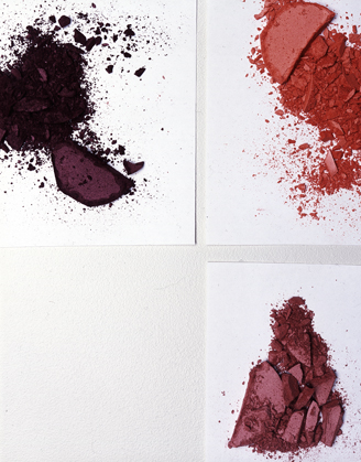 CRUSHED MAKE UP PALLETTES