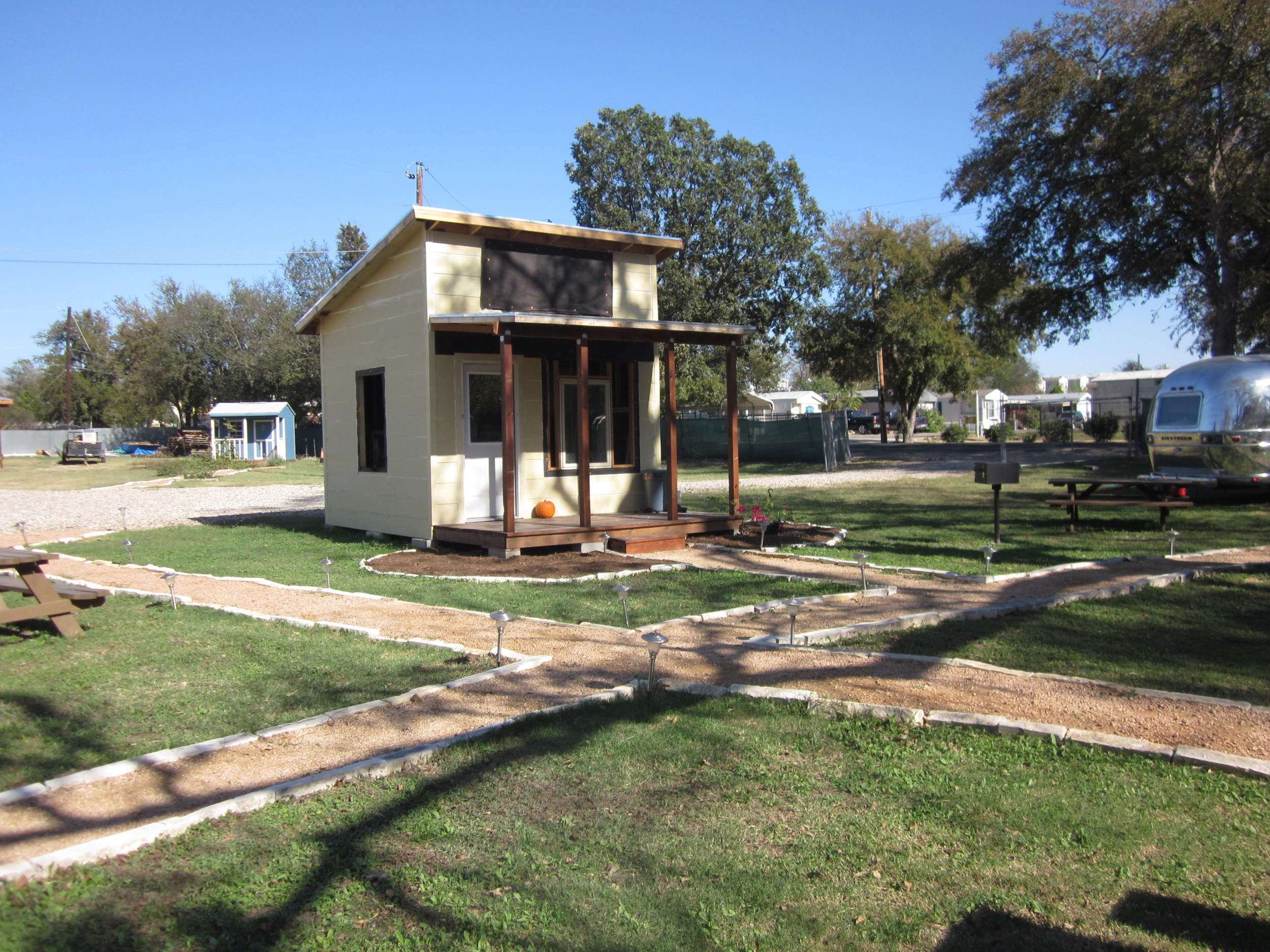 Micro Home - $7,500 to house a person