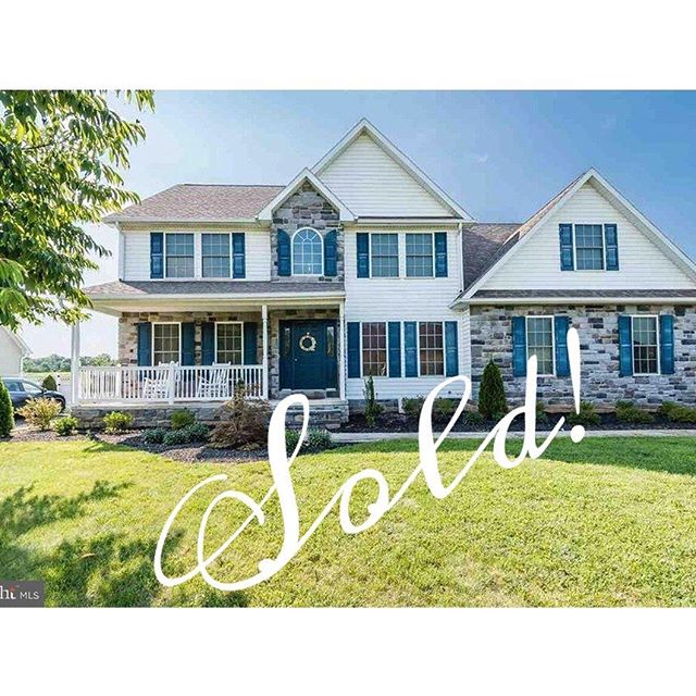 Sold! Congrats to the buyer and seller. Great working with you @kjshetler409 #webroughtthebuyer #shippensburgrealestate