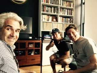 Alexis, Erik and Ben