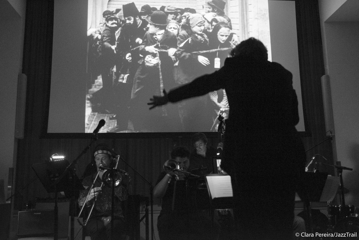 - Performing The Immigrant at WJF