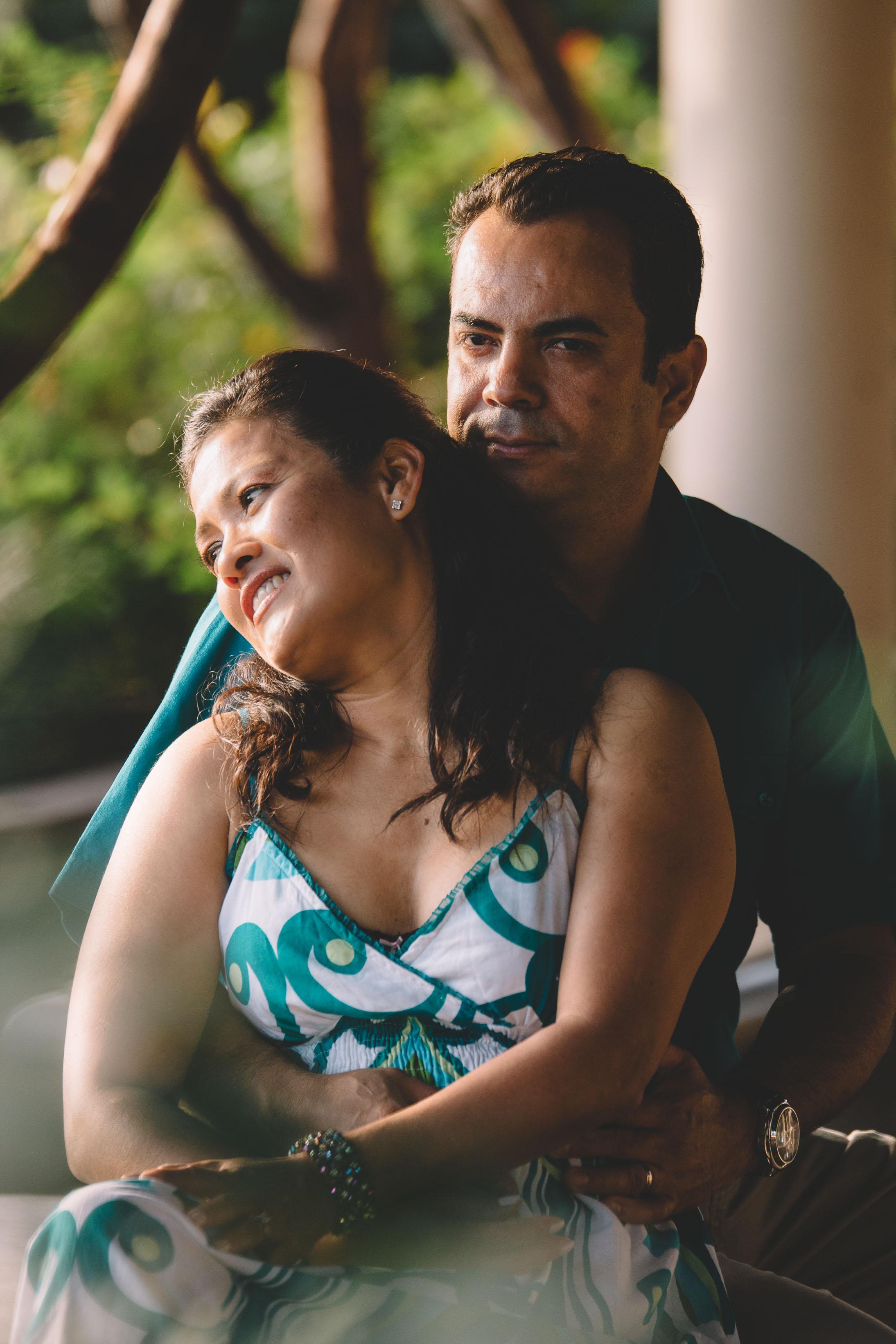 Ariel & Alexia - Rosarito, México
